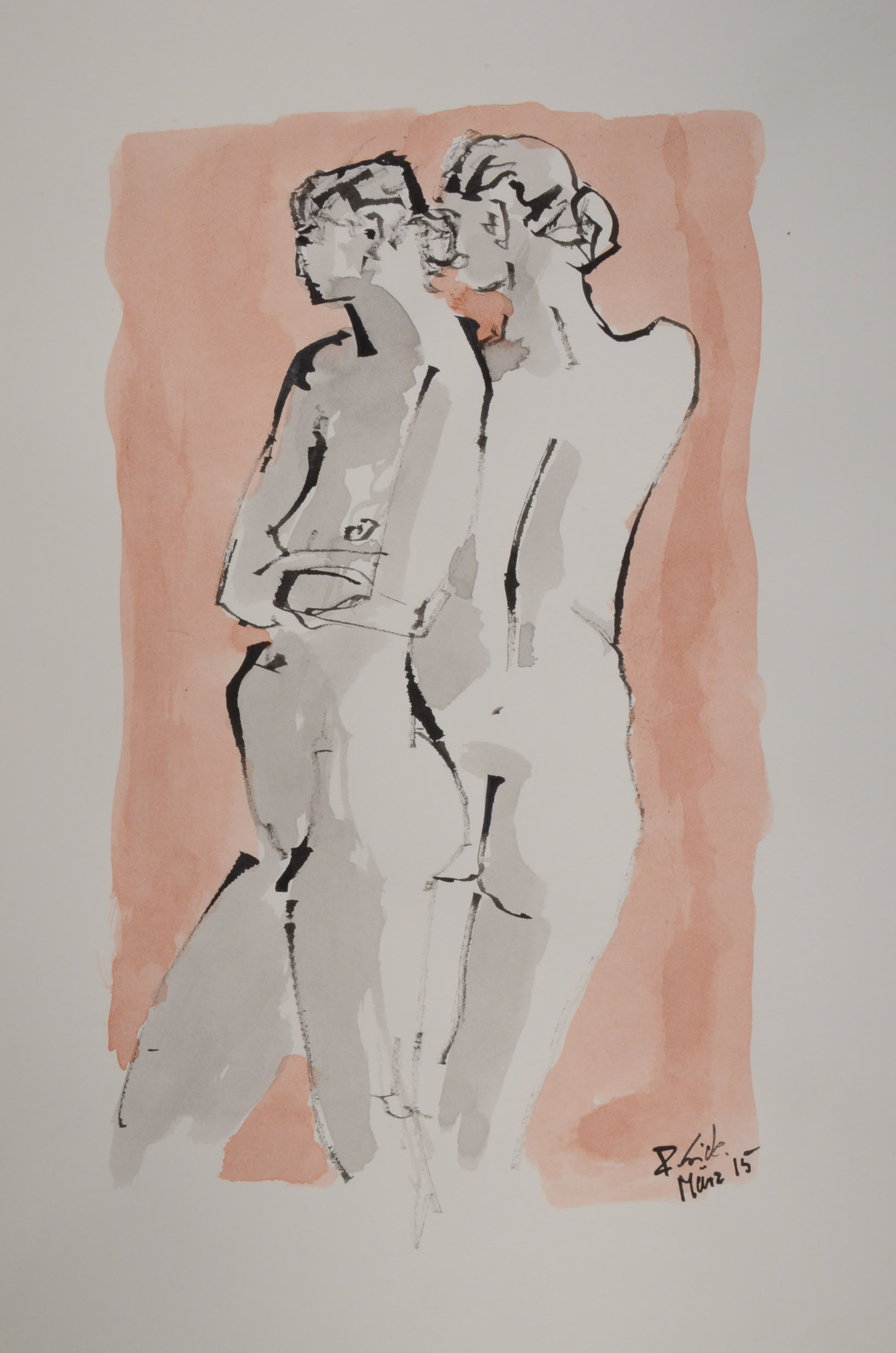 figure drawings akt zeichnungen woman naked nude lifedrawing figuredrawing