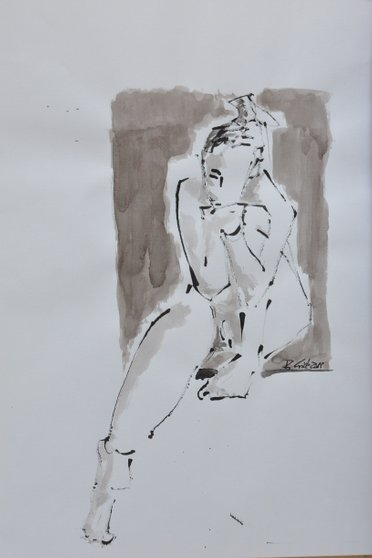figure drawings akt zeichnungen woman naked nude lifedrawing figuredrawing erotic erotik